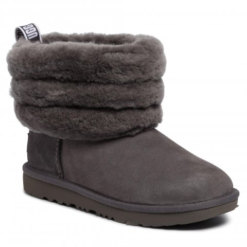 Boty UGG - T Fluff Mini Quilted 1103612K Chrc (35)