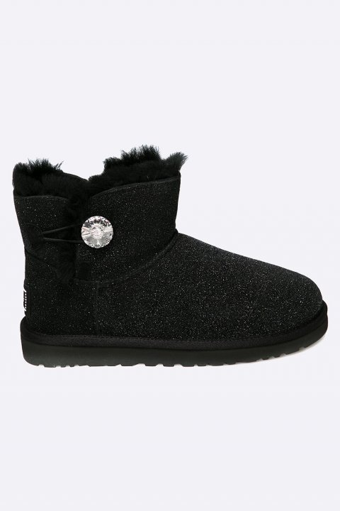 UGG - Boty Mini Bailey Button Blink