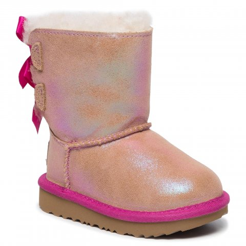 Boty UGG - T Bailey Bow II Shimmer 1106430T Cfhs (25)